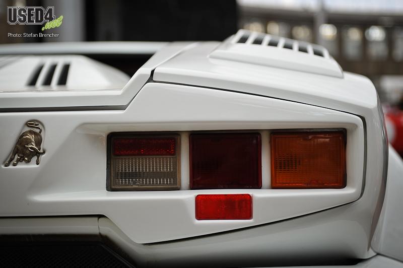 Snapshot: Lamborghini 5000S Countach 25 Anniversery