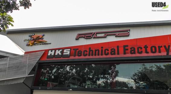 HKS Garage R Singapore