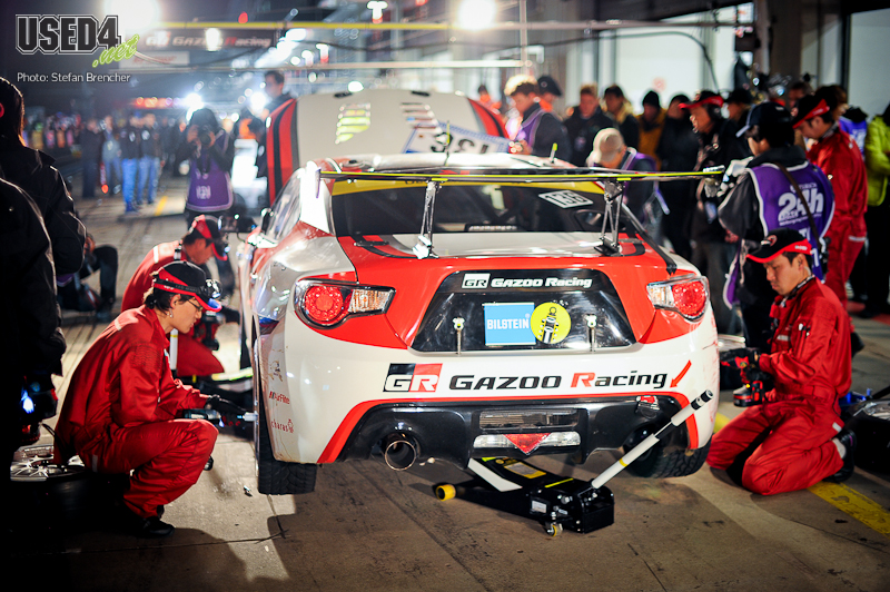 41. ADAC Zurich 24h-Rennen 2013