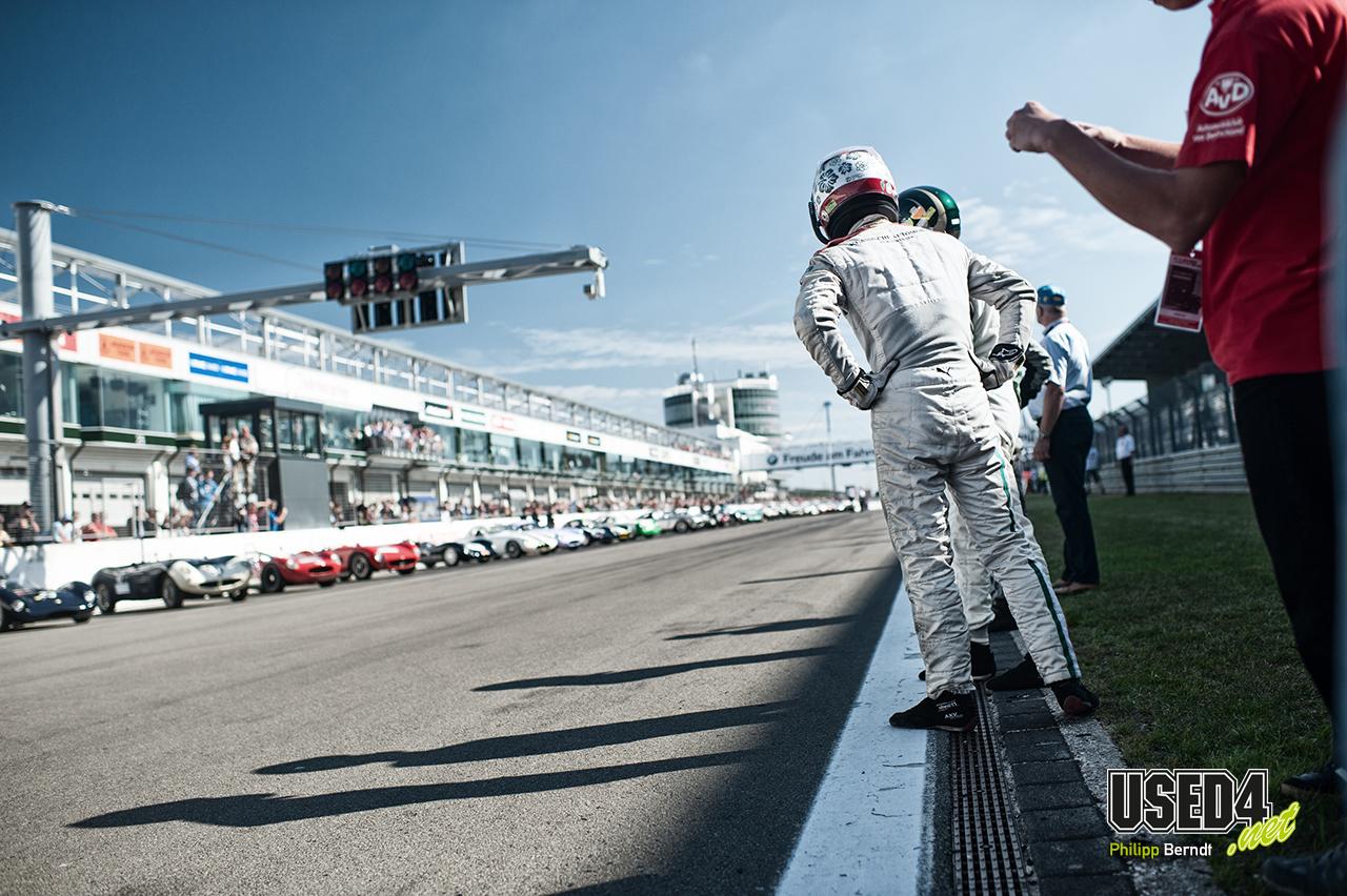 Oldtimer Grand Prix 2013 – Behind the Scenes