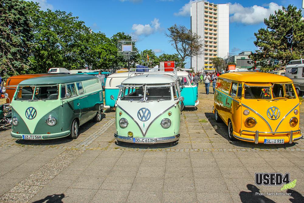 Bulli Parade: Das Midsummer Festival 2014 auf Fehmarn