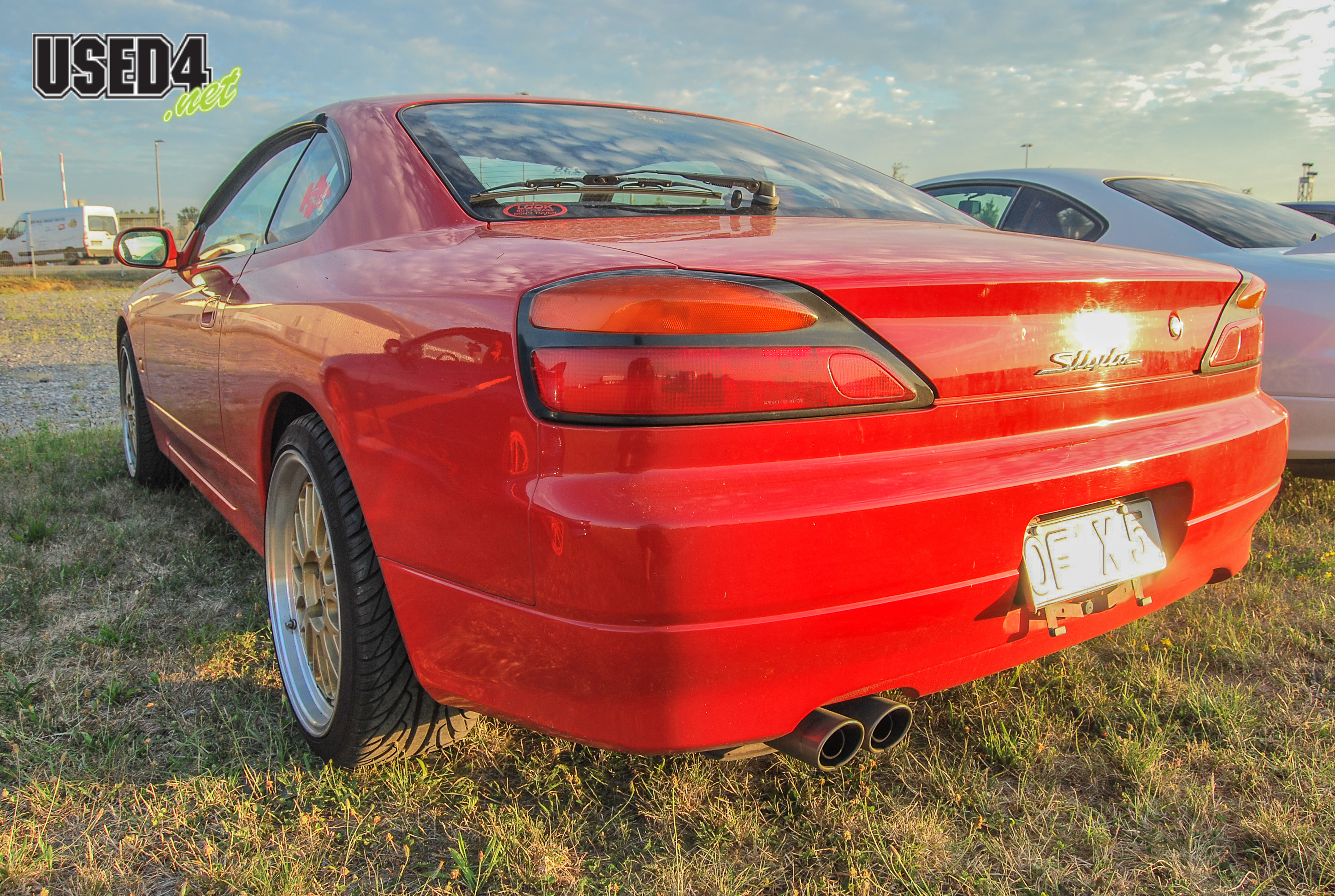 Treffen des S15 Owners Club: Meet the Silvias