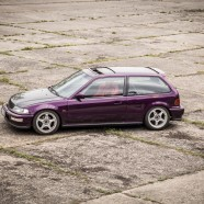 German Kanjo Racer: Phils Civic EE9