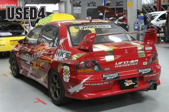 Tuner Check: HKS Technical Factory (Singapore)