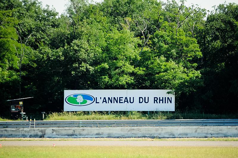 Track: Anneau du Rhin