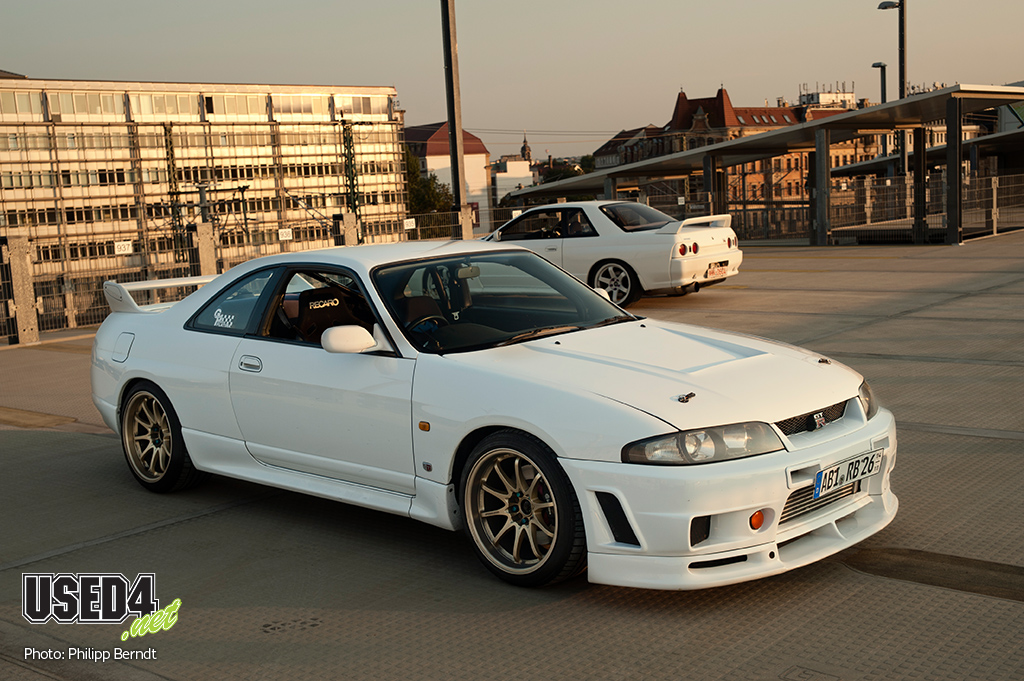 The Ultimate White Monster – Sirkos BCR33 Skyline Lovestory Part II
