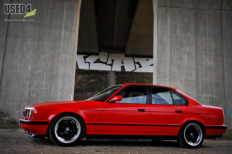 Used Bmw M5 >> BMW E34 ///M5 – 20 Jahre Motorsport | USED4.net