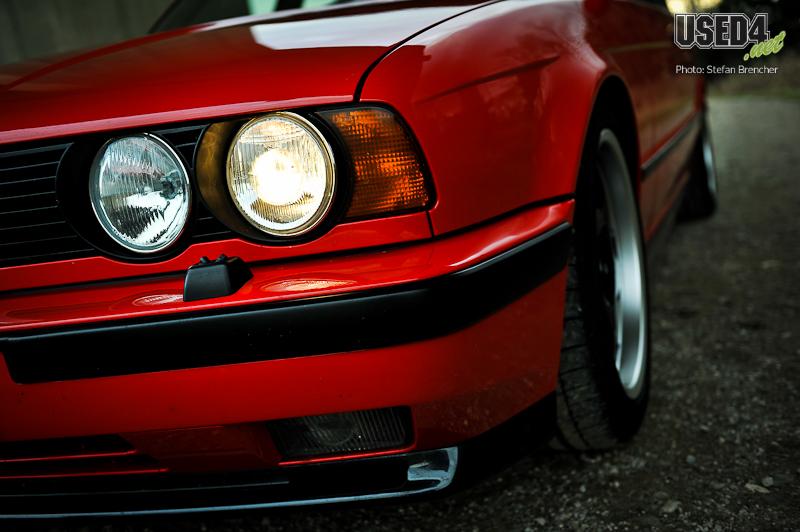 BMW E34 ///M5 – 20 Jahre Motorsport