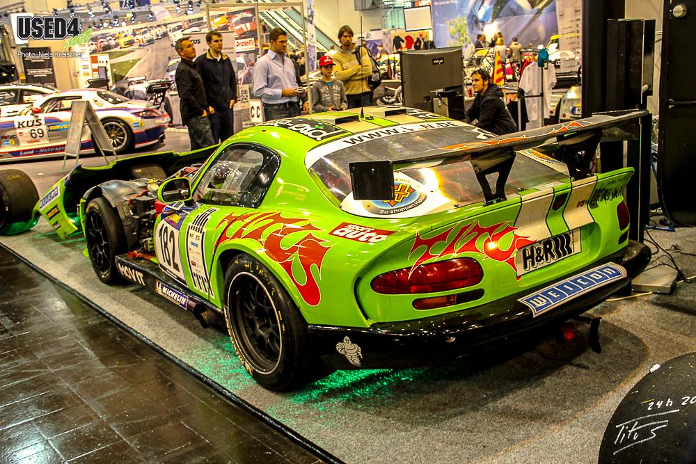 EMS 2012: Grün & GT