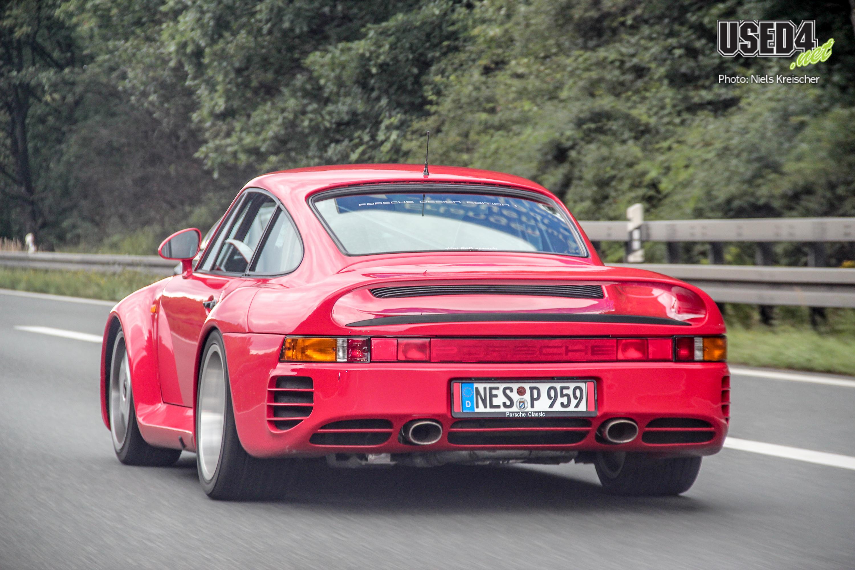 Vier S13 und ein Porsche