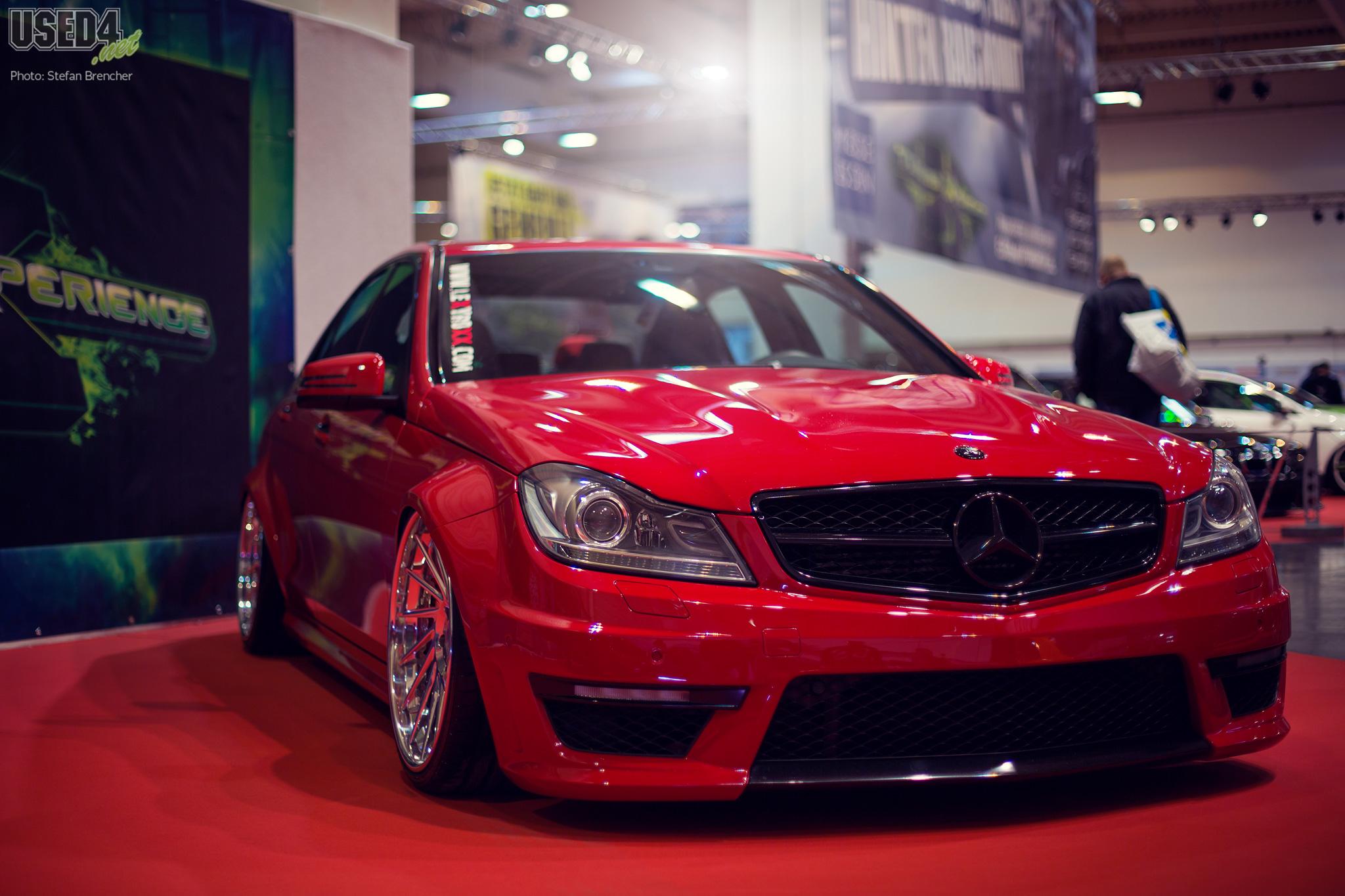 Motorshow Essen 2015 Used4net