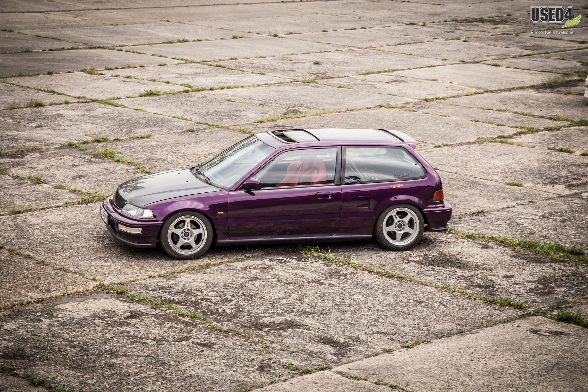 German Kanjo Racer: Phils Civic EE9