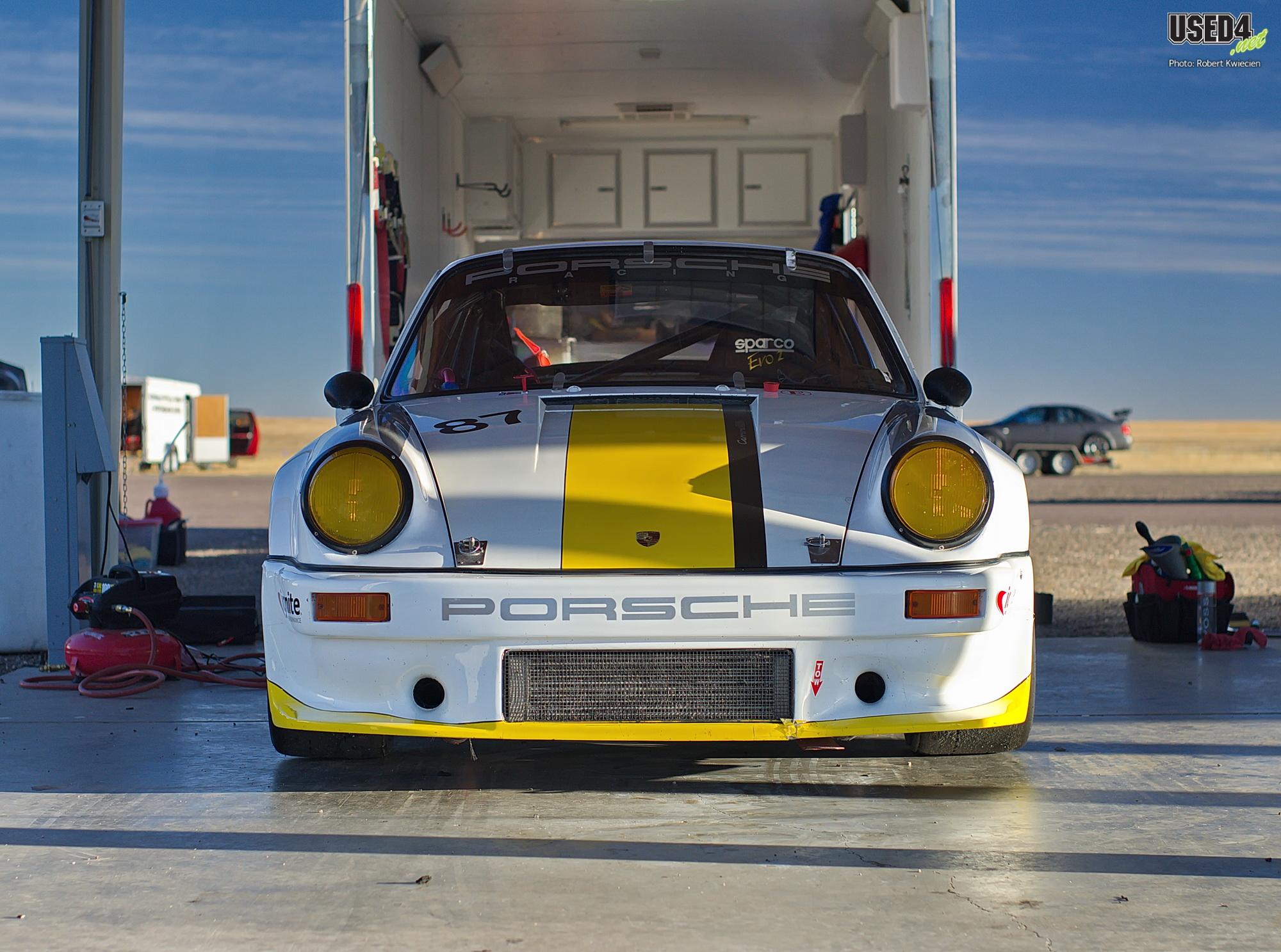 Trackday: High Plains Raceway