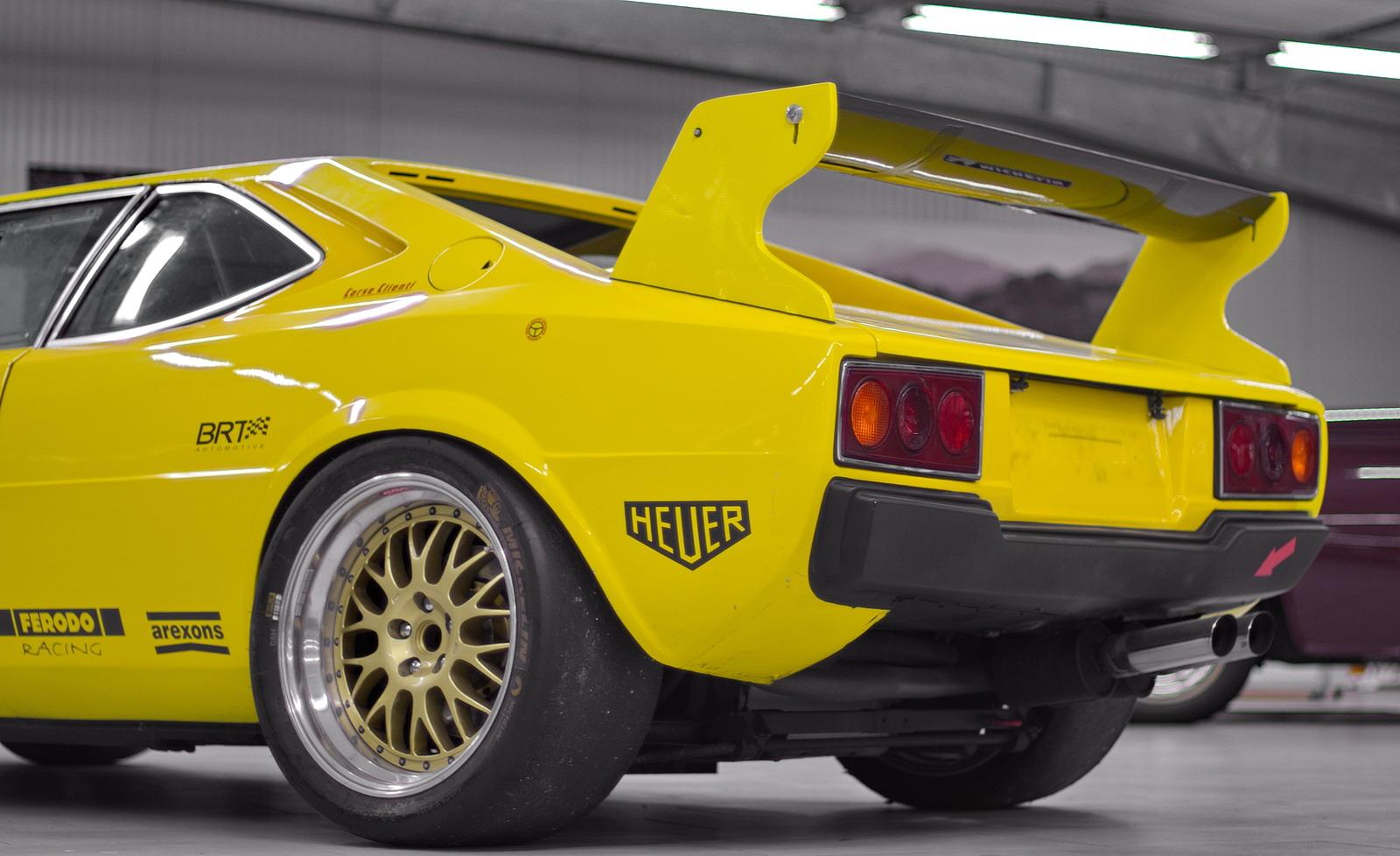 Ferrari Dino 308 GT4 Racer