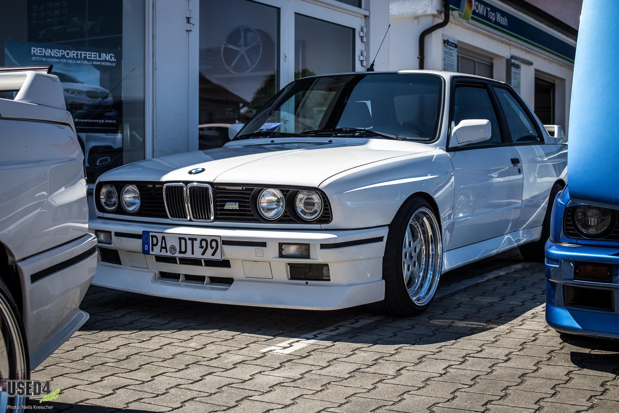 BMW-Treffen Geiselhöring – In Memoriam Karl Jungmayer