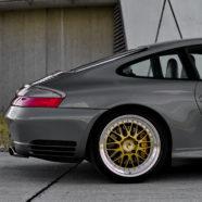 Allrad Boxer mal anders: Porsche 996 4S