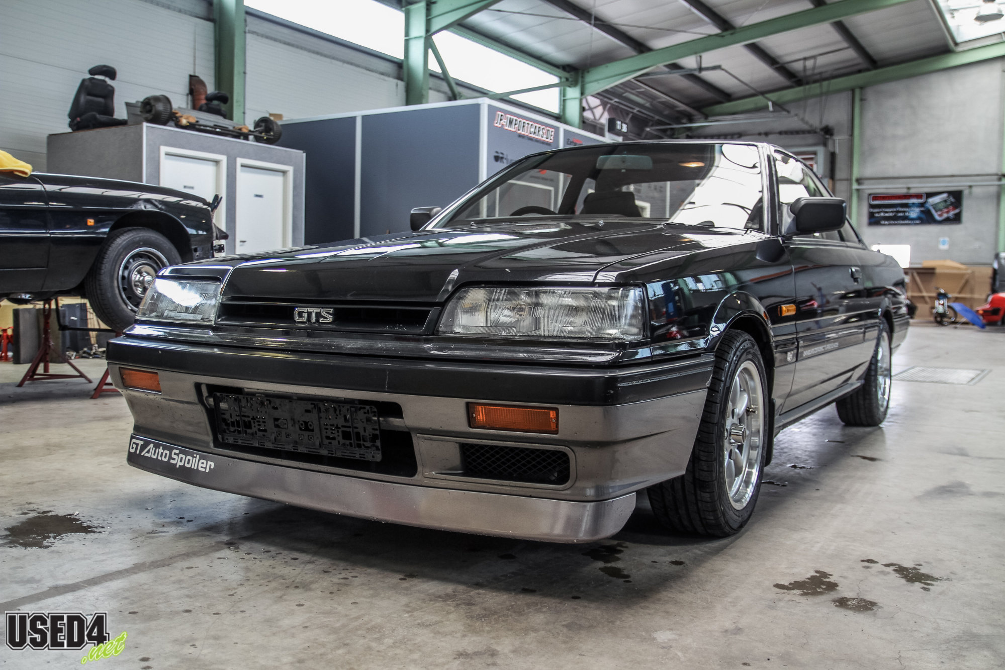 R31 meets RHD-Speedmaster