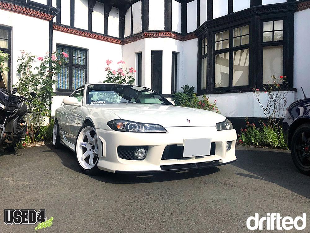Drifted.com – S15 Silvia Spec-R