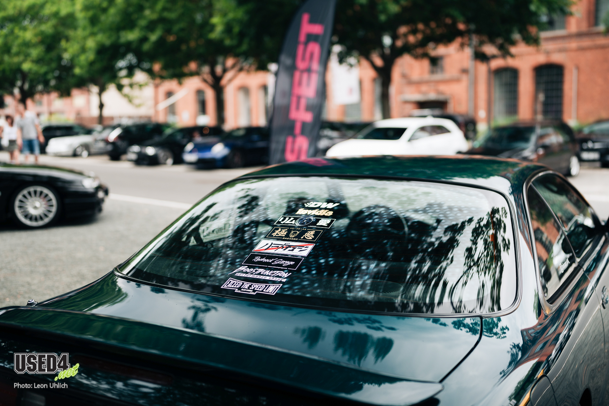 S-FEST 2020: Car Meets in Corona Times
